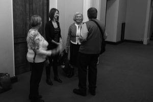 REHA for the Blind in Poland, rozmowy w kuluarach